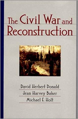 image for The Civil War and Reconstruction