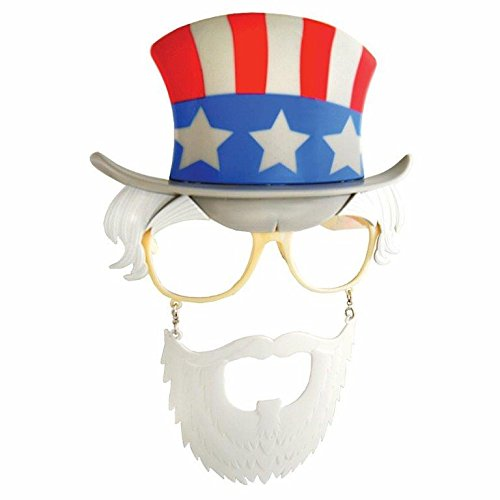 American Uncle Sam Sunglasses - Shark Tank Sunglasses