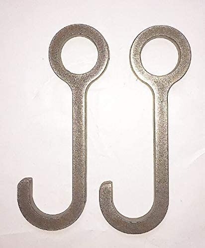 """AR500 Steel Target Pipe Stand 2x4 Holder 3//8/"""" Thick Set of 2 Pieces USA MADE!!"""