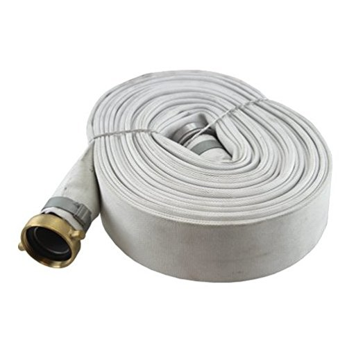 2'' X 50' Canvas Sump Pump Hose by Greschlers Inc.