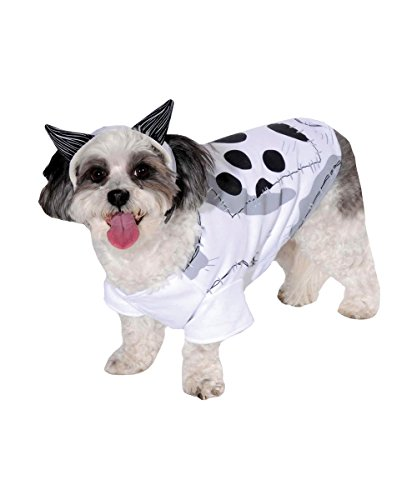 Rubies Costume Disney Frankenweenie Pet Costume, Small, Sparky