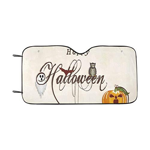 INTERESTPRINT Banner Or Invitation for Halloween Party Car