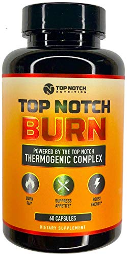 Natural Thermogenic Fat Burning Weight Loss Pills Supplement