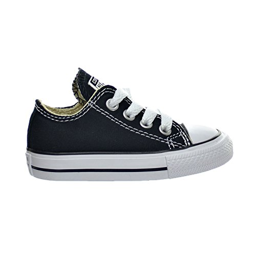 Used, Converse Chuck Taylor All Star OX Toddler's Shoes Black for sale  Delivered anywhere in Canada