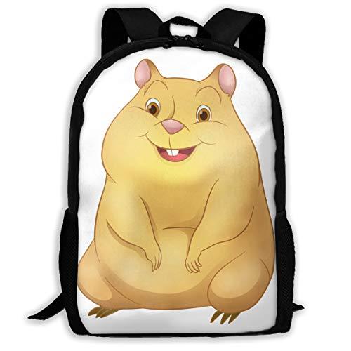 Backpack Marmot Zipper School Bookbag Daypack Travel Rucksack Gym Bag For Man Women