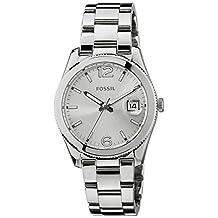 Fossil Women's ES3585 Perfect Boyfriend Silver-Tone Stainless Steel Watch