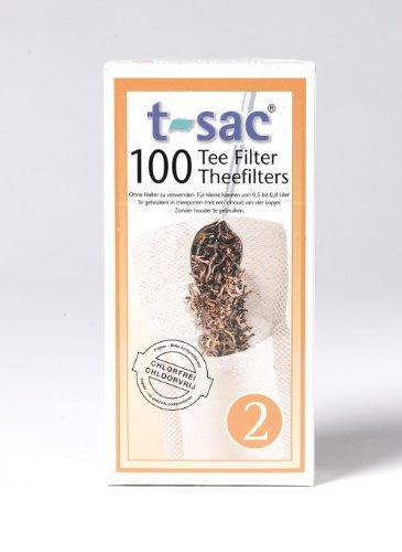 Mahamosa China Black Tea and Tea Filter Set: 2 oz Yunnan Imperial FOP Black Tea, 100 Loose Leaf Tea Filters (Bundle- 2 items)(Tea Ingredients: Chinese black tea)