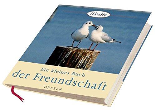 Ein kleines Buch der Freundschaft