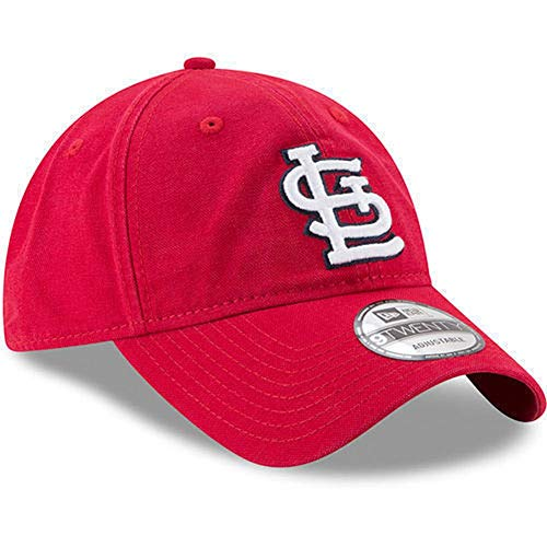 VFs St. Louis Cardinals Red Youth Core Classic 9TWENTY Adjustable Hat ()