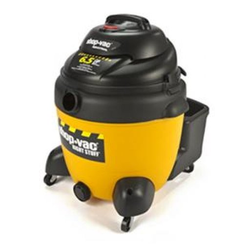 SHOP VAC 9625310 / Right Stuff 18 gallon wet /dry vac 6.5 peak HP 12Ft hose