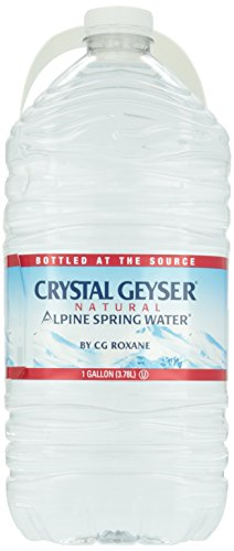 Crystal Geyser Alpine Spring Water Gallon Buy Online