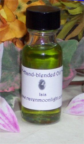 Hand-blended Oil: Isis Oil, Health Care Stuffs