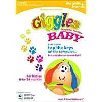 Giggles Computer Funtime for Baby - Mis amigos animales [Versión anterior]