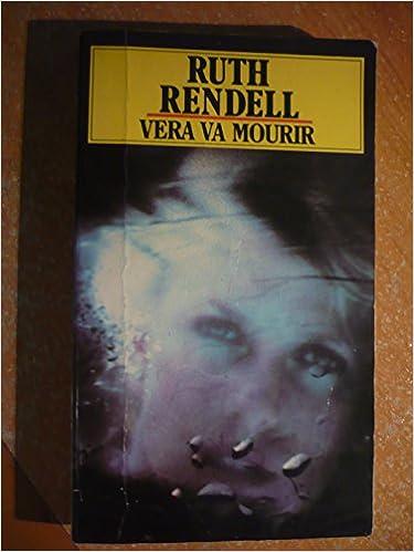Livres audio en anglais avec téléchargement gratuit de texte Vera va mourir PDF