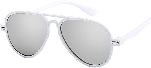 Baby Aviator Sunglasses Vest Grow Clothes Cool Cute Bodysuit Top Size Boys Girls