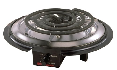 Toastmaster 6420 Basic Burner Single-Burner Buffet Range