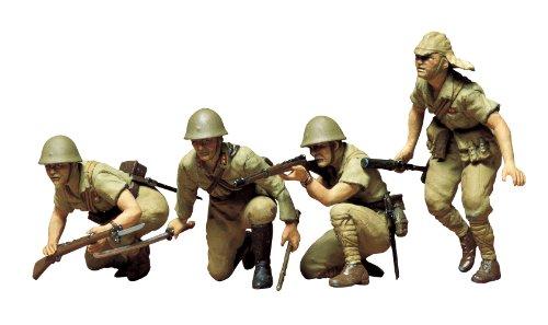 Tamiya Models Japanese Army Infantry Model Kit