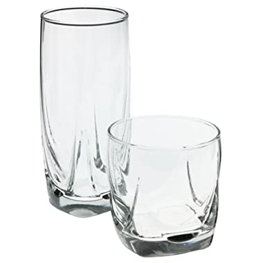 Libbey 16-Piece Imperial Glassware Set