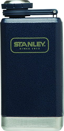 Stanley Adventure Stainless Steel Flask 5oz Hammertone Navy