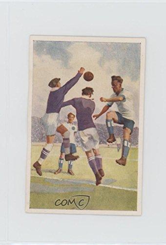 Hertha BSC Berlin / Tennis Borussia Berlin (Trading Card) 1932-33 Sanella Margarine Handbuch des Sports - [Base] #34