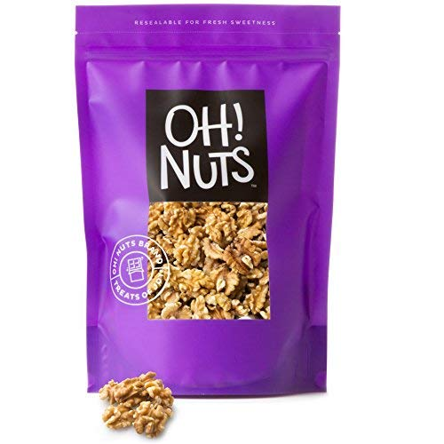Raw Walnuts 2 Pound Bag - Oh! Nuts by Oh! Nuts