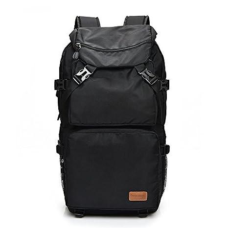 La Sra. dos bolsas de hombro en la primavera y el verano la moda, pin único Snap-bolsas de hombro preppy mochilas escolares Los estudiantes C: Amazon.es: ...