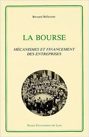 Livres gratuits en ligne La bourse pdf ebook