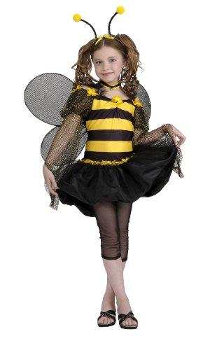 Drama Queens Sweet Bee Tween Costume, Small (Queen Bee Costumes Accessories)