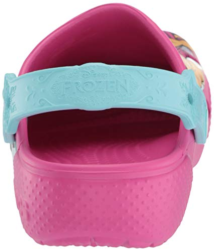 Sabot Crocsfl – Elsa Anna Fucsia Rosa 000 Bambini Crocs Clog Unisex K nqRZEXx0