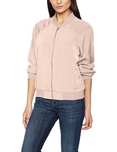 Rose Blouson 580971 Bomber Tom Jacket Denim Cosy Femme Rose Tailor 188qIaEA