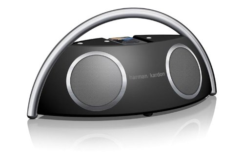 Harman Kardon Go + Play High-Performance Portable Loudspeake