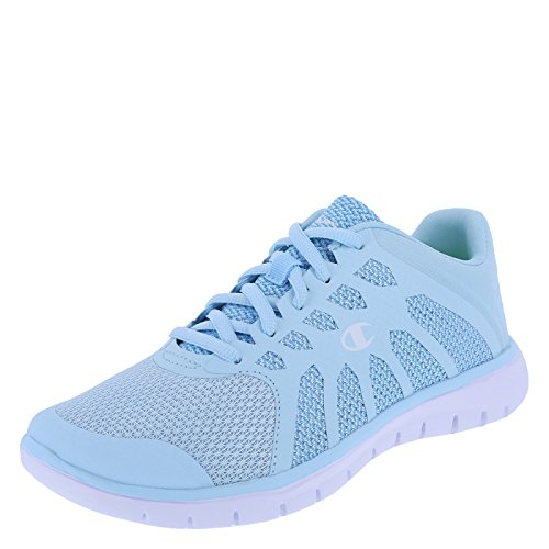 Champion Women's Light Blue Women's Gusto Cut-Out Runner 5.5 Regular