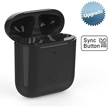 Amazon.com: [Upgraded] Charging Case Replacement for