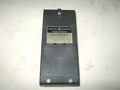 1 New General Electric Cr174Jt10E0 Infrared Transmitter (Q4-1) by GE