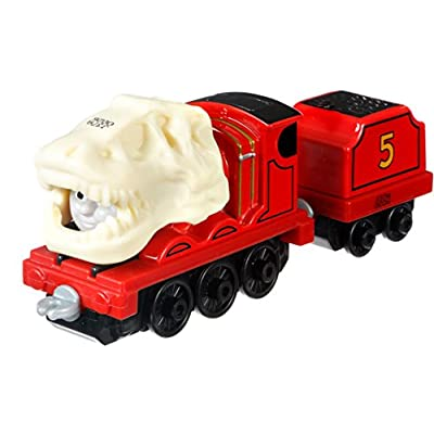 Thomas & Friends Fisher-Price Adventures, Dino Discovery, James: Toys & Games