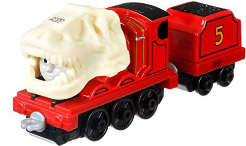 - Thomas & Friends Fisher-Price Adventures, Dino Discovery, James