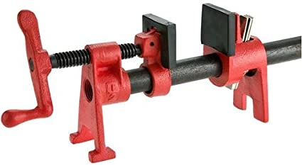 Bessey Bpc H12 1 2 Inch H Style Pipe Clamps Pipe Clamps Amazon Com