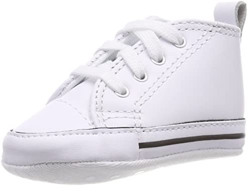 Converse CT Kids' First Star Leather High Top Sneaker