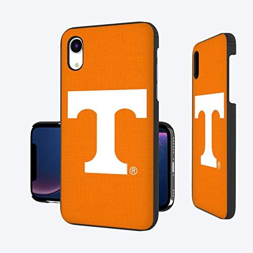 Tennessee Volunteers Case - Keyscaper KSLMXR-0TEN-SOLID1 Tennessee Volunteers iPhone XR Slim Case with UT Solid Design
