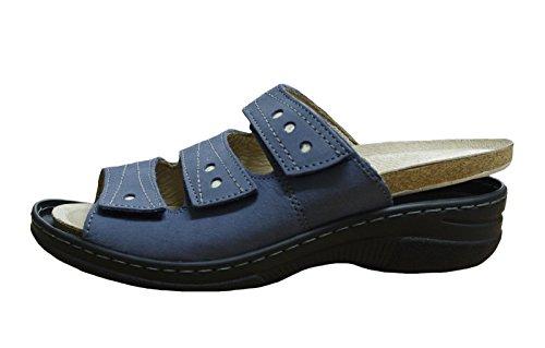 Sentio Blu Caviglia Aperte Sulla Donna rqZqwBxCg