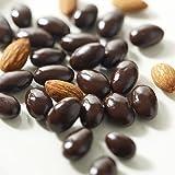 Dark Chocolate Almonds, 5LBS
