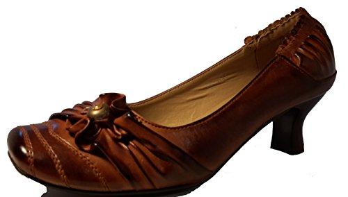 Echter W Heels F Schwarz Low Blickfang Hochglanz Braun Flp005 in Ballerinas HohenlimburgSchlicht Elegante 3 Ein Damenschuhe Schuh Pumps Oder Sw0nxOOHpq