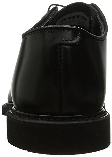 Bates Mens Lites Oxford Leather Nero