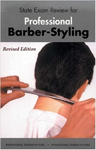 State exam review for professional barber styling revised editon state exam review for professional barber styling revised editon 3rd edition fandeluxe Images