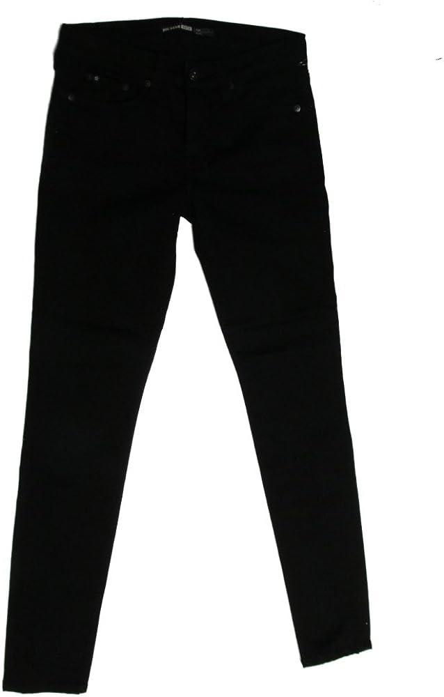 Big Star Womens Andrea Skinny Jeans Black