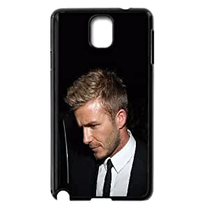 Samsung Galaxy Note 3 Cell Phone Case Black Beckham Beauty Sports Face SLI_562977