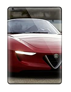 Best 8871632K88431835 Durable Protector Case Cover With Alfa Romeo Super Car Hot Design For Ipad Air