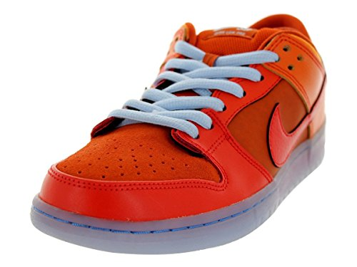 Nike SB Dunk Low Premium Herren Skateschuh GMM ORANGE / HERAUSFORDERUNG RED-URBAN ORANGE