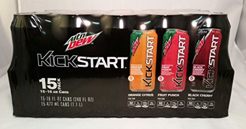mountain dew kickstart  pack buy   uae grocery products   uae  prices