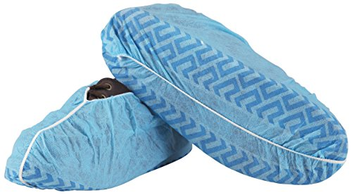 Dynarex 2132 Shoe Cover Non-Conductive Non-Skid 150 - Non Solutions Surgical